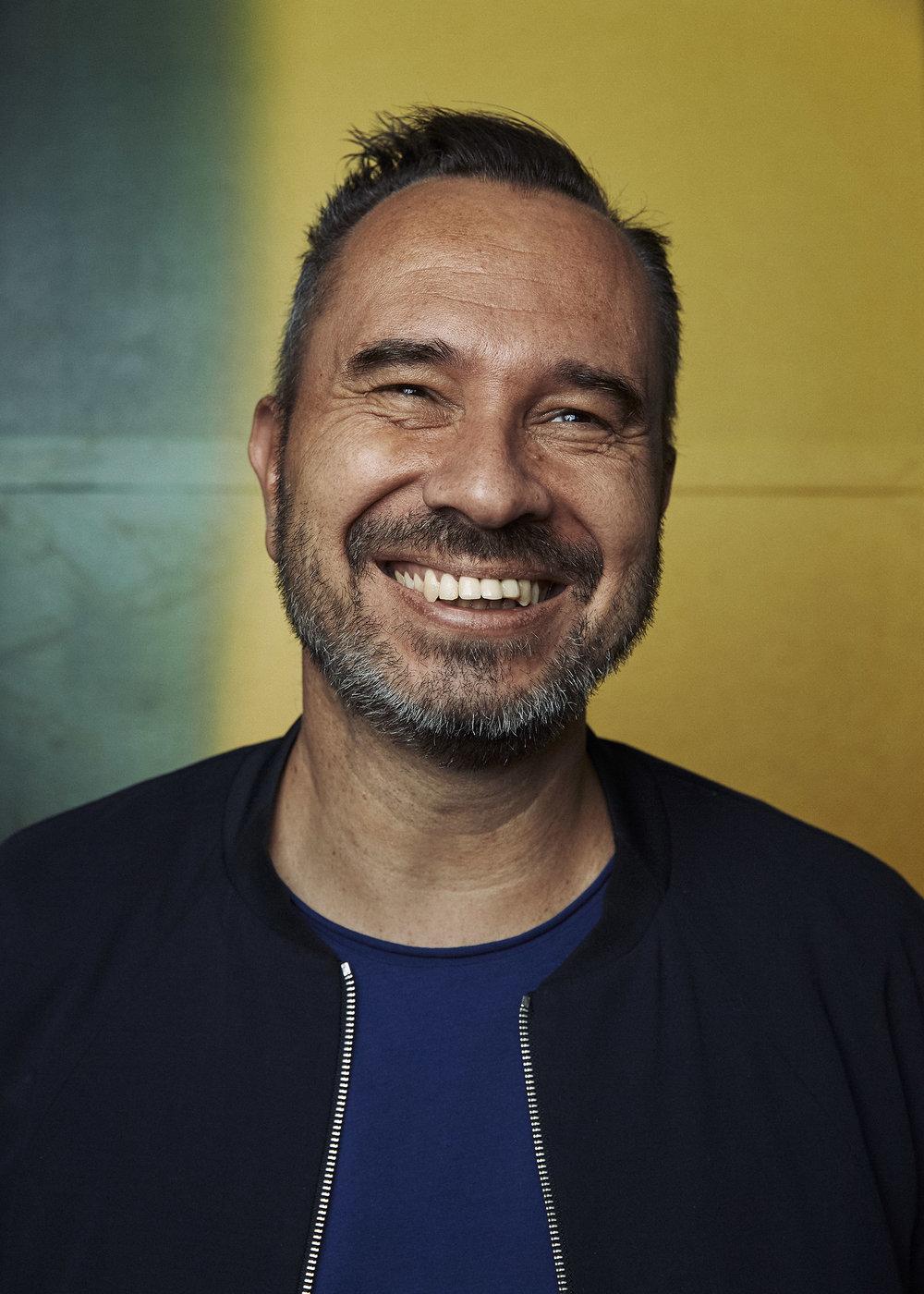 Alain Gilles, designer