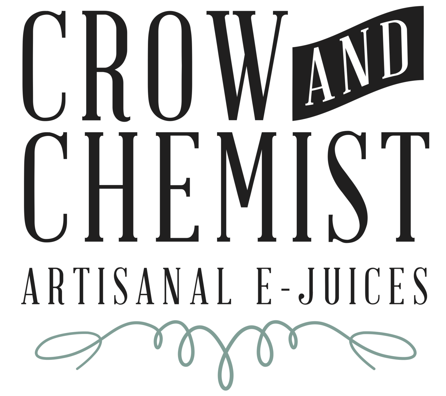 Crow & Chemist Premium E-Juice and CBD E-Juice / E-Liquid