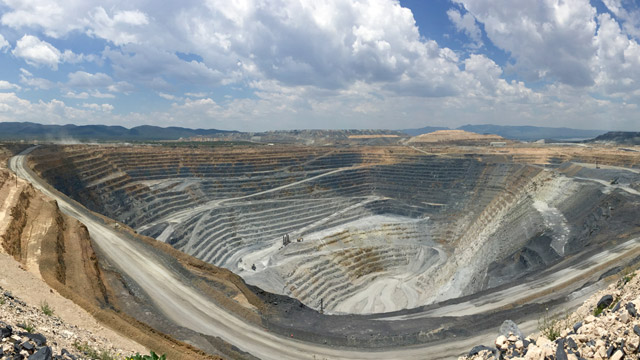 Penasquito Mine, Courtesy of  Goldcorp ; All Right Reserved