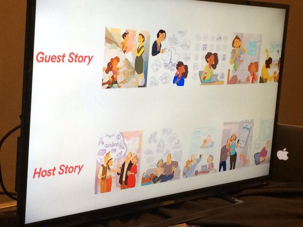 How Airbnb Used Storyboards To Understand The Customer