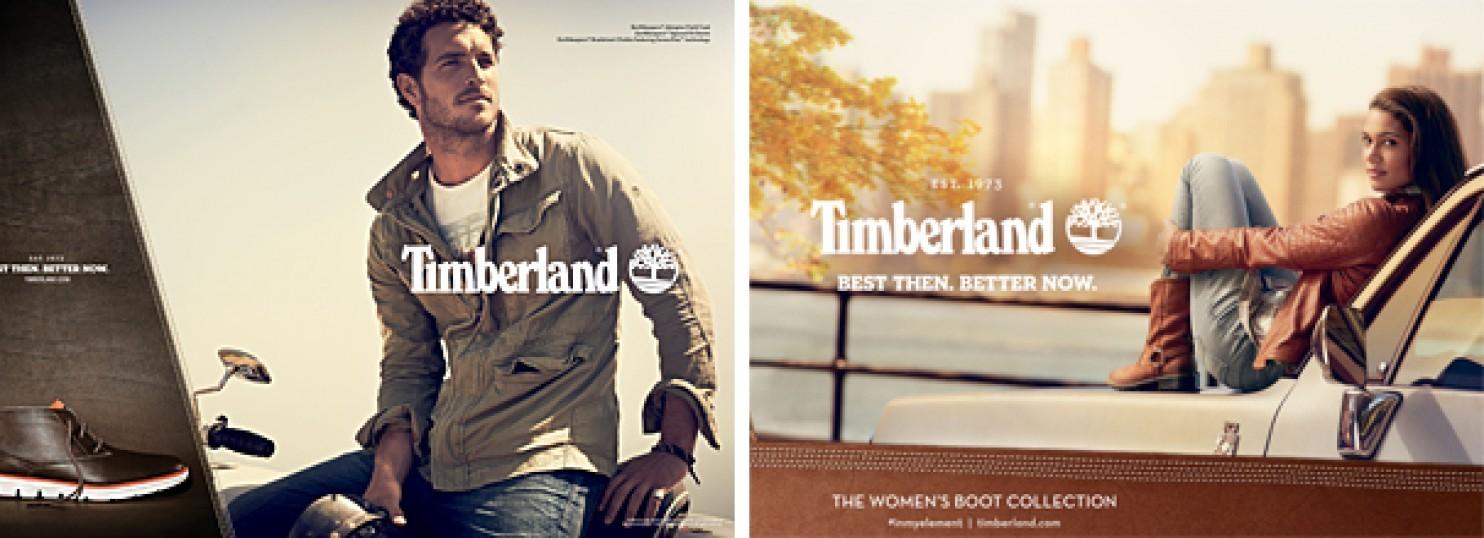 Timberland Brand Refocus