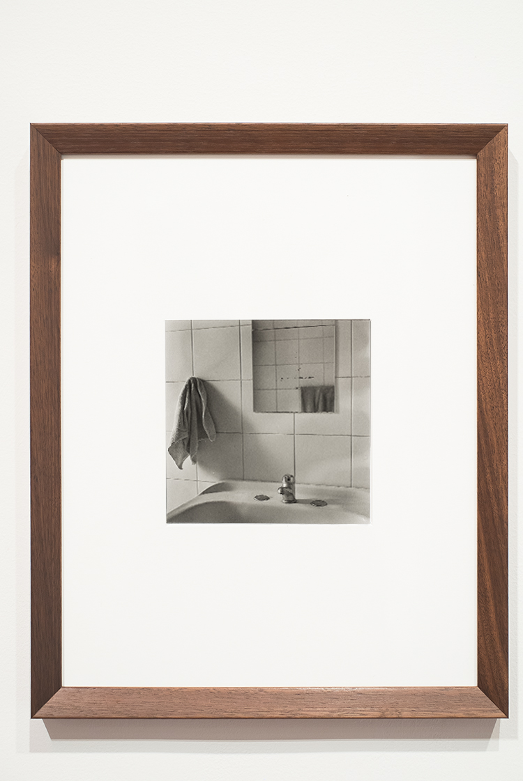 "Untitled,  2014   John Ciamillo  Gelatin Silver prints  11"" x 14"" framed"