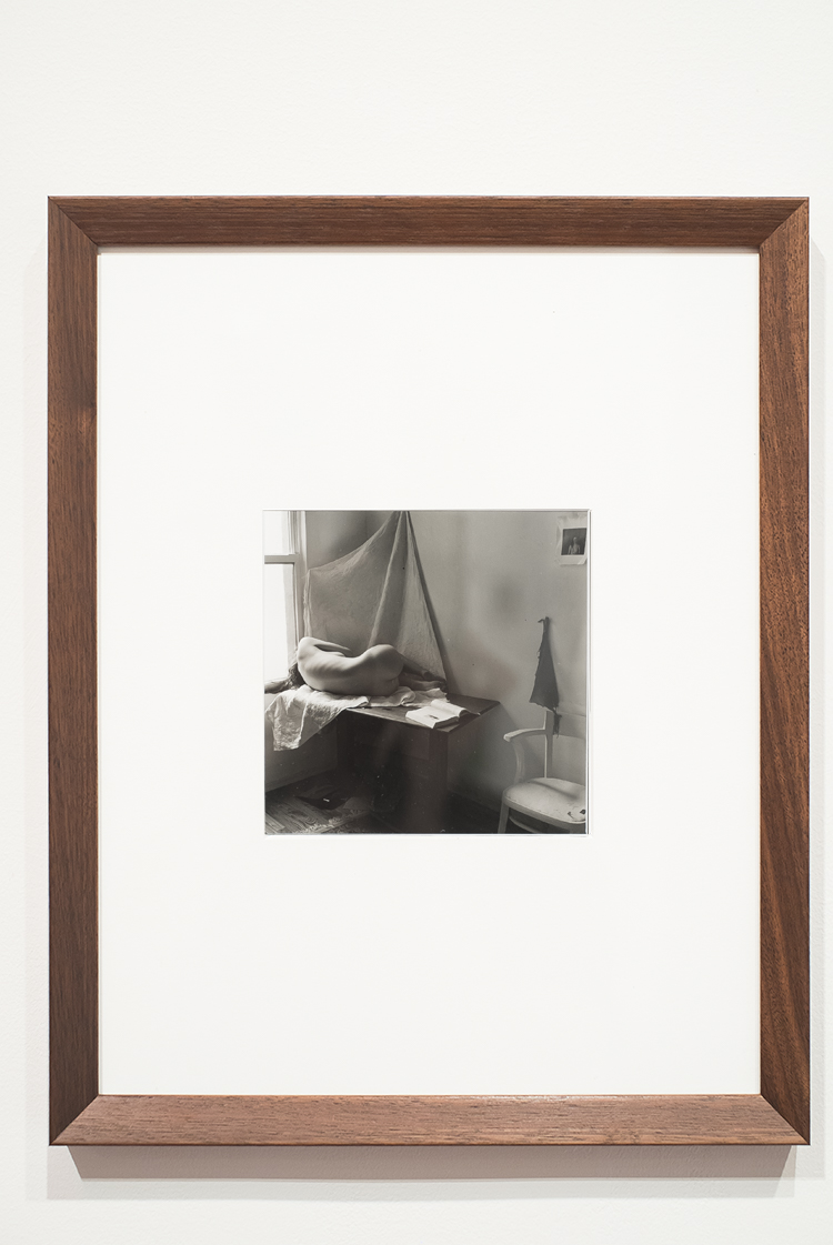 "Untitled   ,   2014   John Ciamillo  Gelatin Silver prints  11"" x 14"" framed"