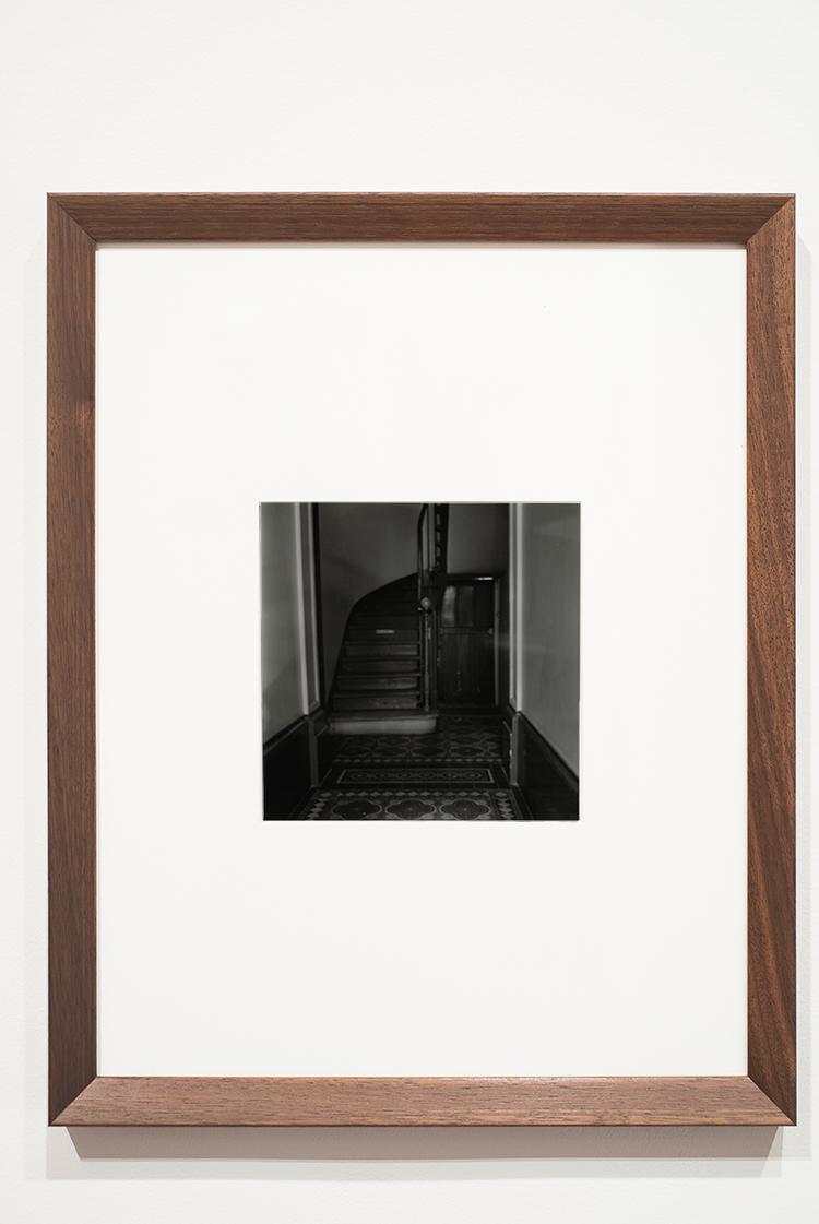 "la lumière à droite   , 2014  John Ciamillo  Gelatin Silver prints  11"" x 14"" framed"