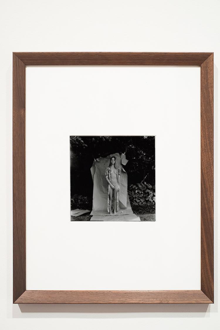 "Hesperus: Lucifer, 2014  John Ciamillo  Gelatin Silver prints  11"" x 14"" framed"