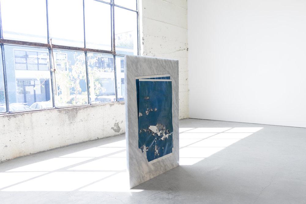 Kristine Eudey, Untitled (marble), 2016