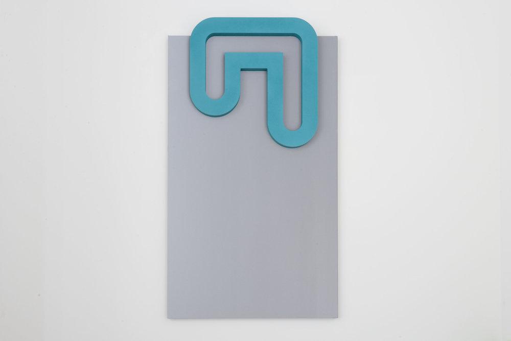 Trevor Goosen, Recessive Ledge Clip, 2017.