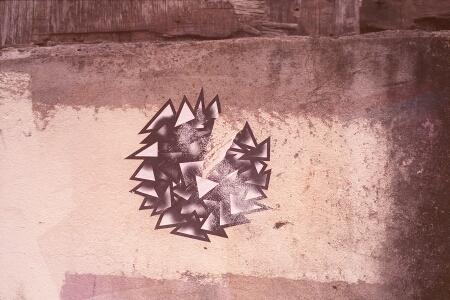 POA graffito