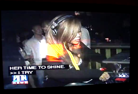 Fox 11 News story - DIVA DJ's / LA's Hottest Female Dj's 2008