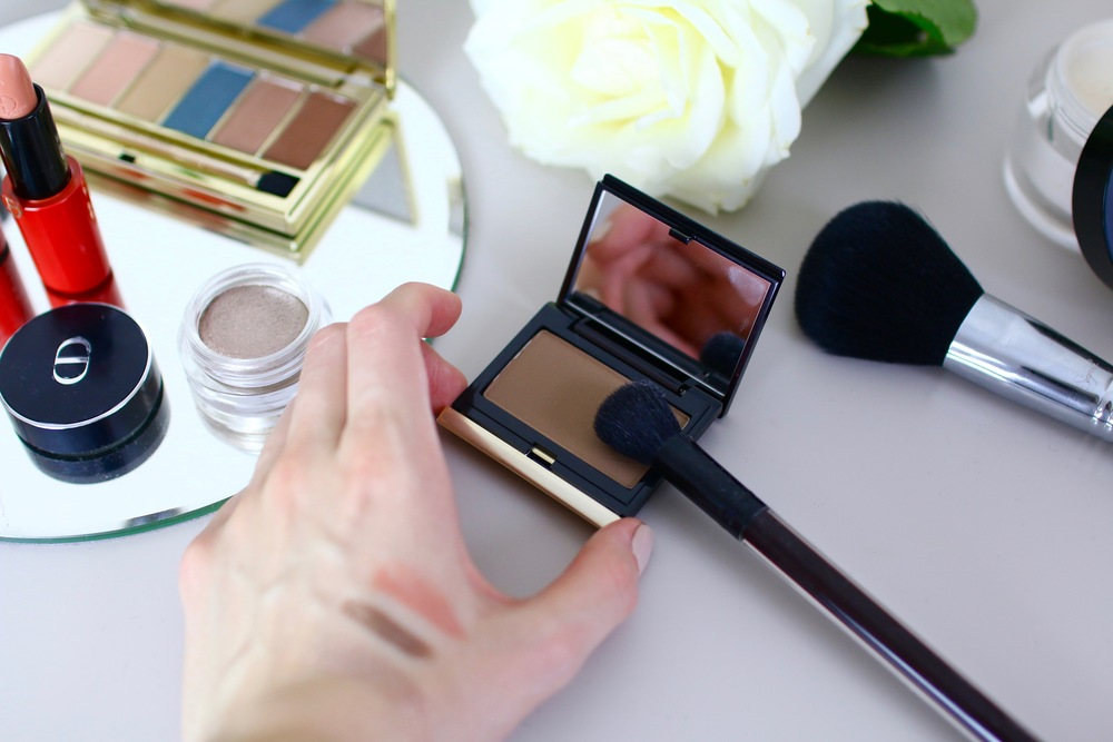 Kevin Aucoin The Sculpting Powder Kevin Aucoin Contour Brush