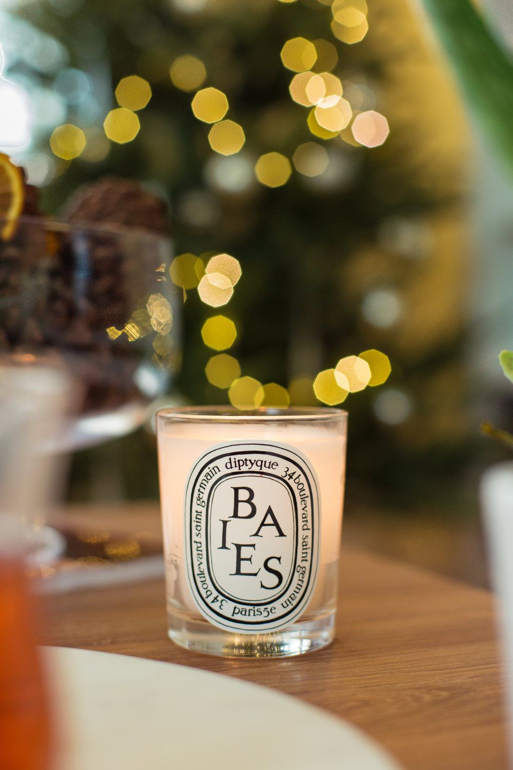 Baies Diptyque Scented Candle