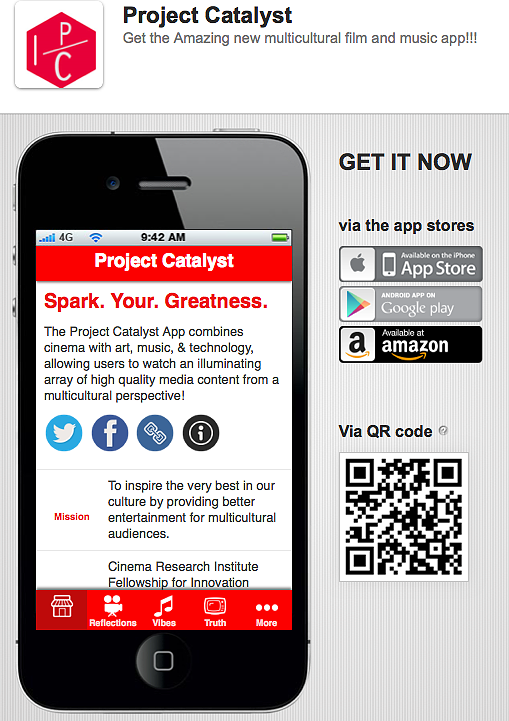 Project Catalyst mobile app