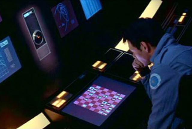 2001 Chess Scene