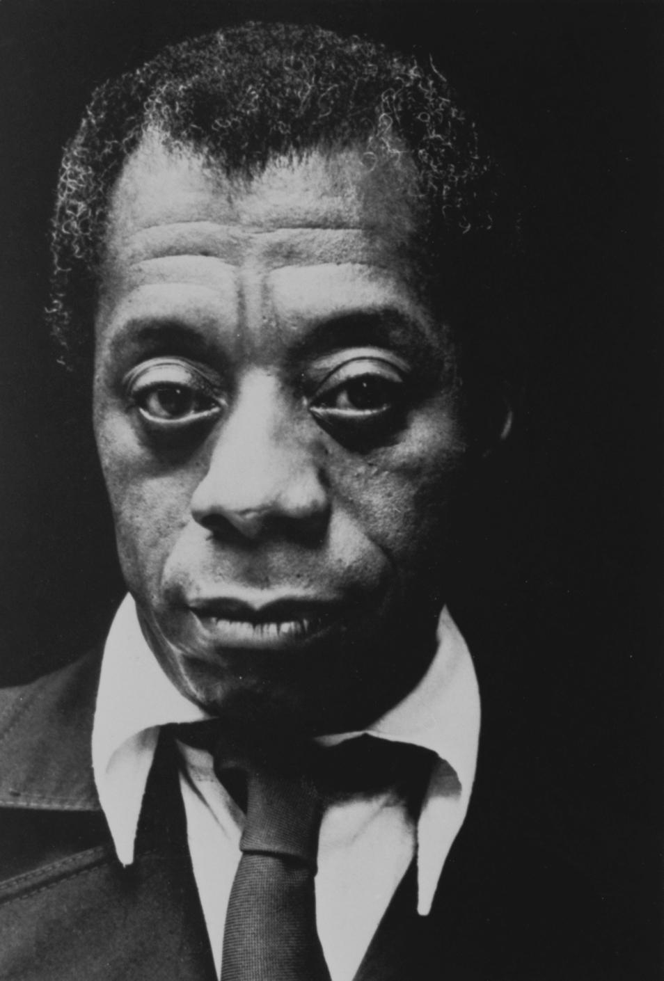 James Baldwin, novelist, essayist, playwright, cultural theorist