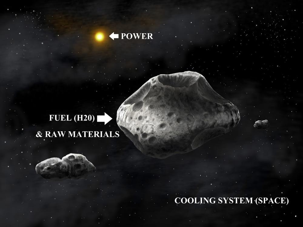 Image Credit:Danielle Futselaar / SETI Institute.