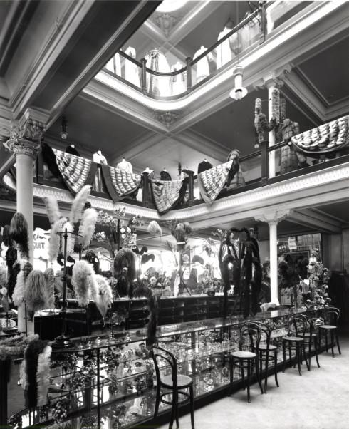 Pontings, London, ca. 1908