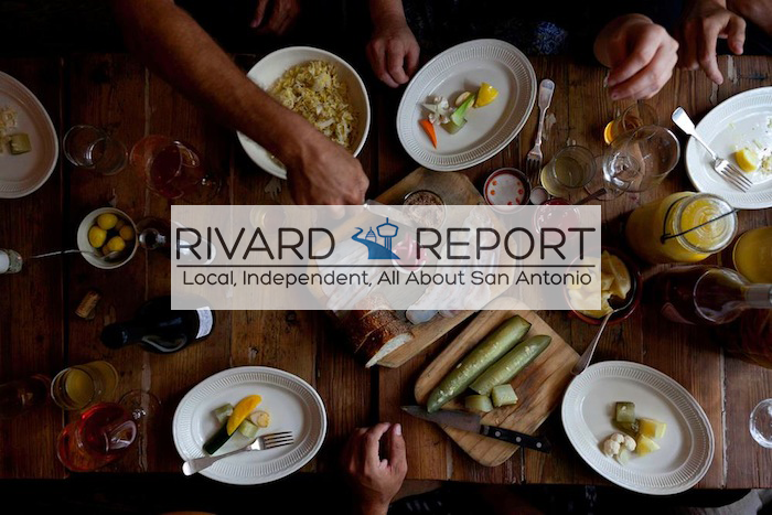 Rivard Report for Pharm Table