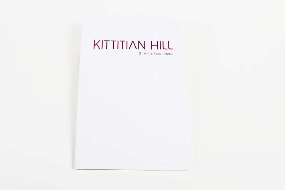Kittitian Hill promotional kit