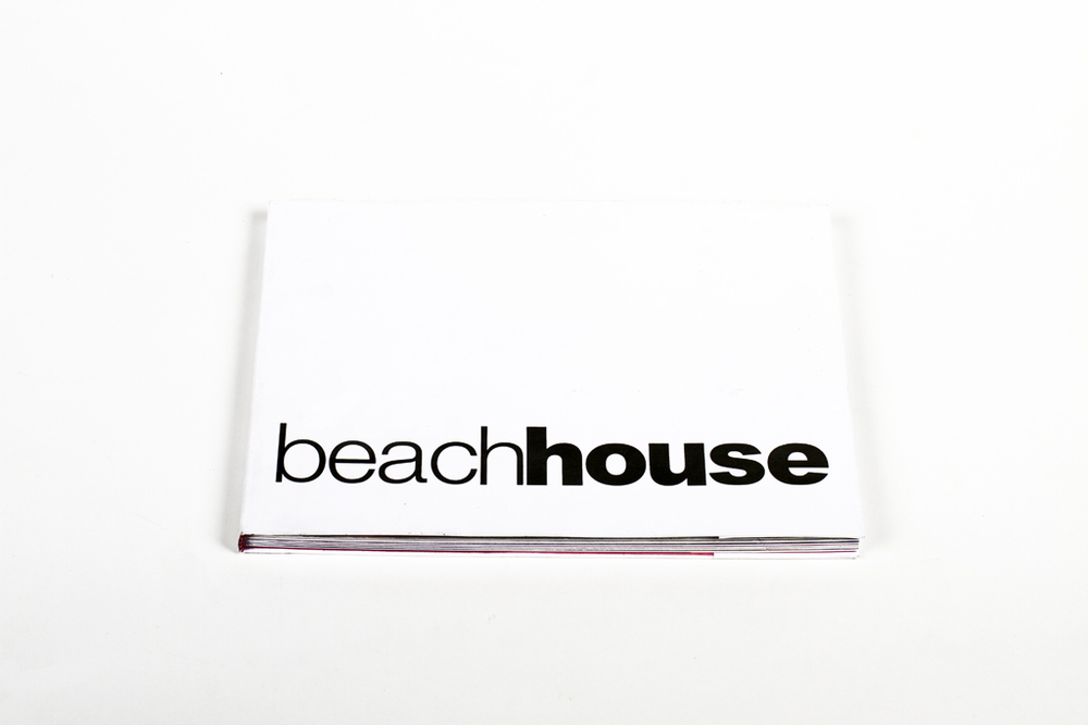 "Beachhouse Entertainment: ""The Experience"" coffeetable book"