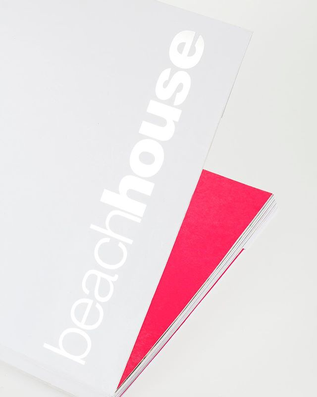 #fbf Designing Beach House Entertainment's (@beachhouseme) commemorative coffee table book. Cover specs: silver foil on matte finish 14pt stock