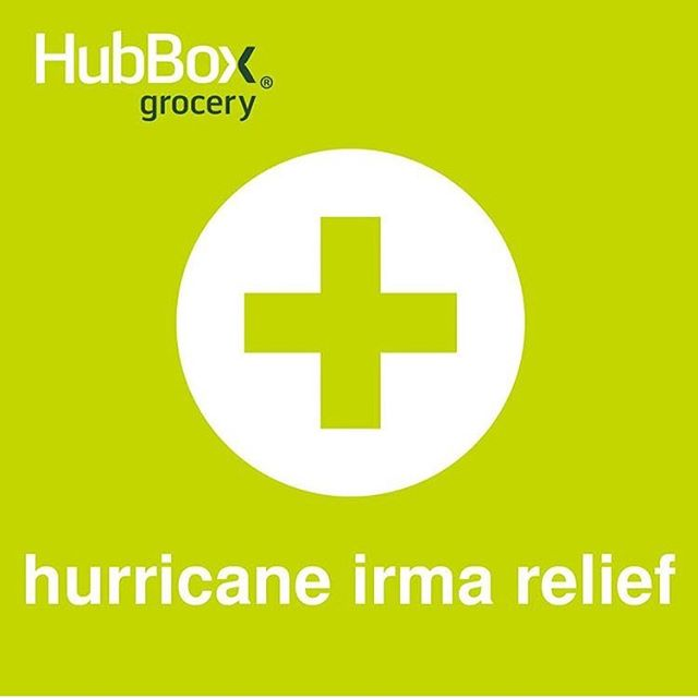 "Really loving this initiative by our (brand development) client HubBox Grocery @hubboxgrocery. * ""Hurricane Irma Relief"" here's how we can help * #repost We're offering free delivery of goods to Living Water Community's Hurricane Irma Relief efforts. Shop for much needed items in our ""Hurricane Irma Relief"" Section and use the Discount Code code ""IRMA-relief"" on checkout for free shipping. Please input the shipping address as: ""Hurricane Irma, Living Water, Caroni""  Thanks to the Living Water Community and all those who are willing to lend a helping hand by donating to those affected by the storm."