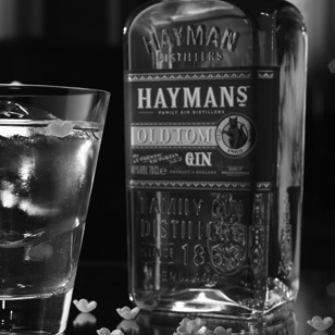 HAYMAN'S OLD TOM GIN | England