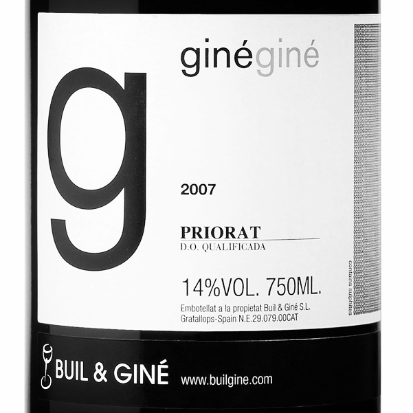 BUIL & GINE Spain | Priorat