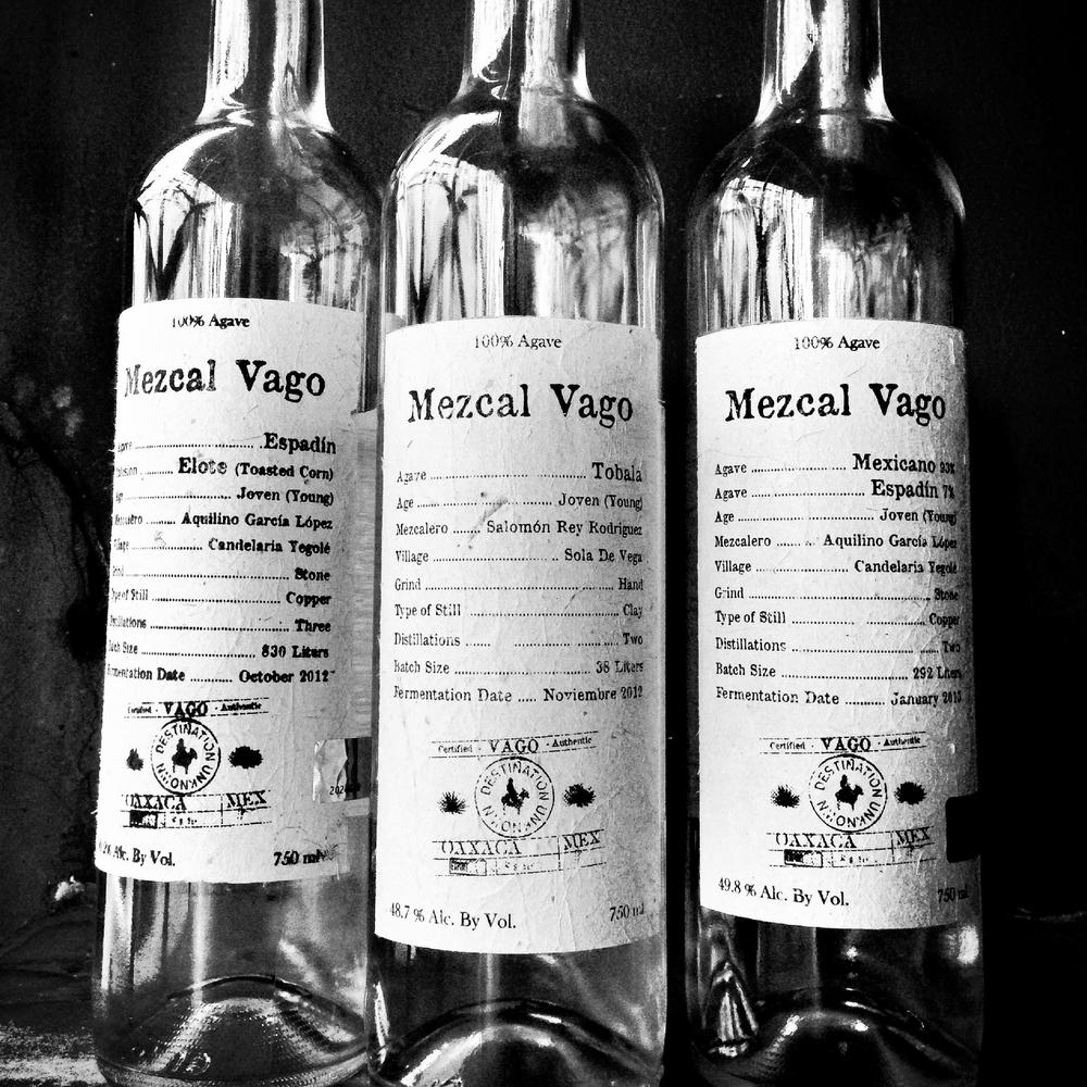 MEZCAL VAGO Mezcal | Oaxaca