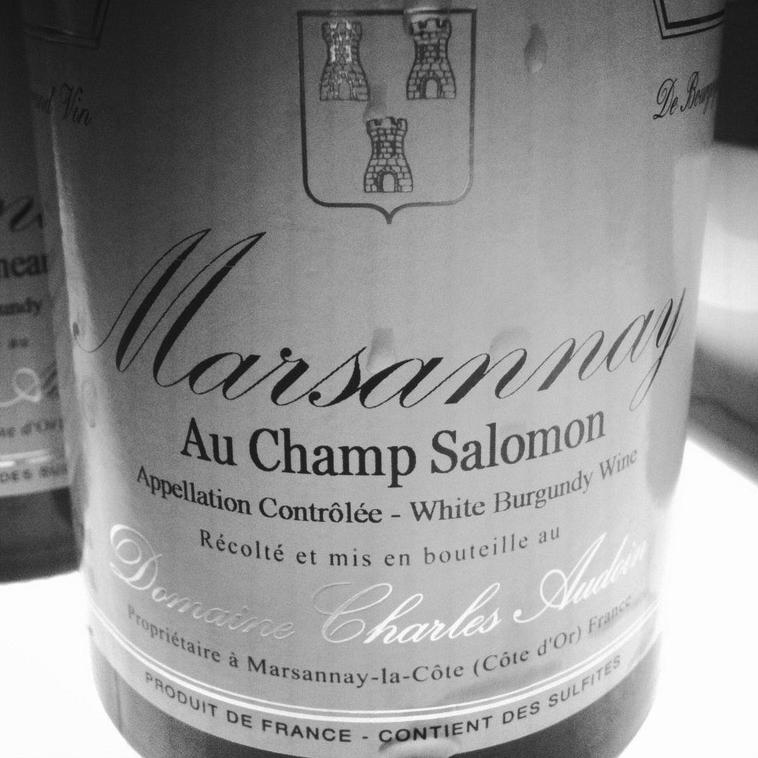 CHARLES AUDOIN  Marsannay