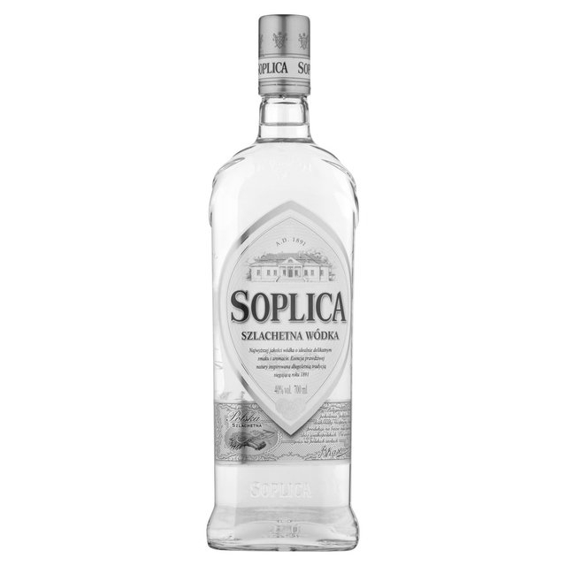 SOPLICA VODKA    |  Poland