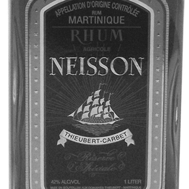 NEISSON RHUM RÉSERVE SPÉCIALE | Martinique
