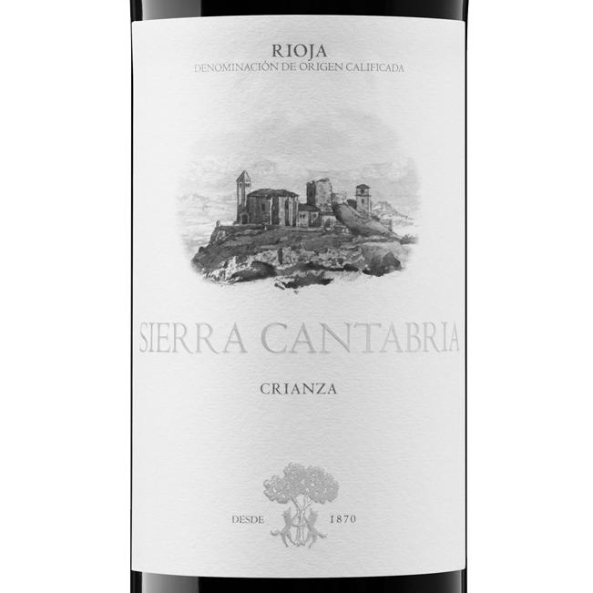 BODEGAS SIERRA CANTABRIA  JO | Rioja