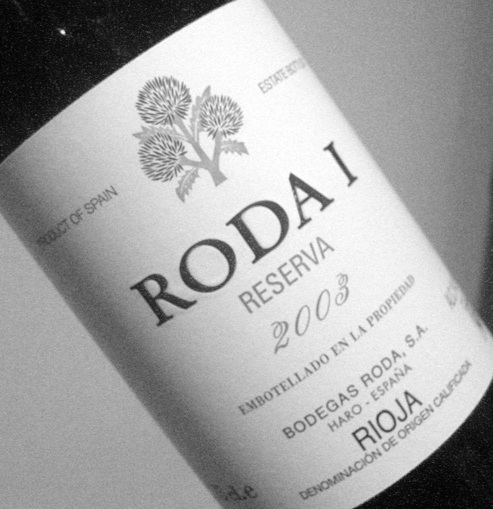 BODEGAS RODA  Rioja