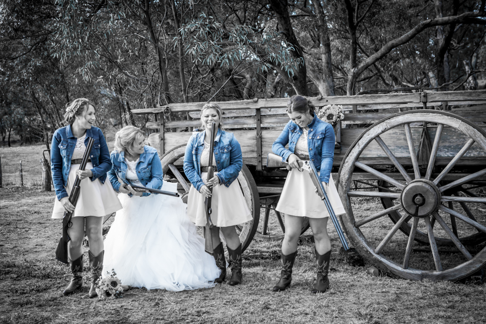 Kalla & Paul  - Horsham-Wimmera River Farm