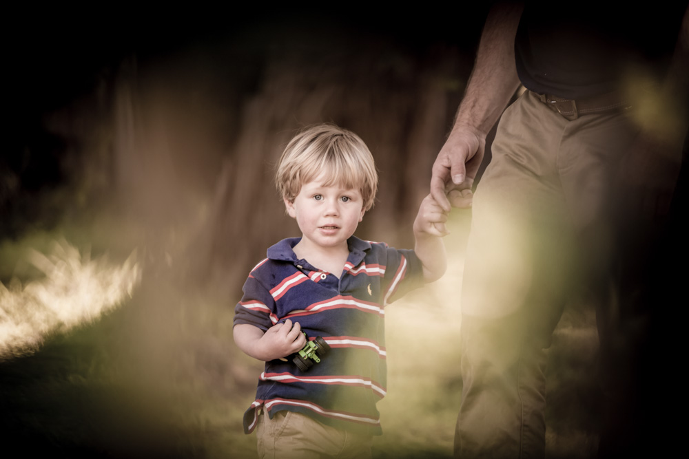 Caffin Family - Play Date Shoot - Castlemaine Botanic Gardens