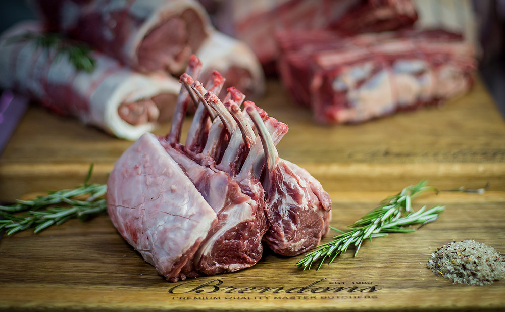 Premium Butcher - Online Store - food photography & styling - created in store