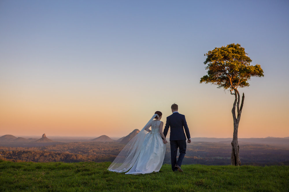James & Christy - Maleny Qld