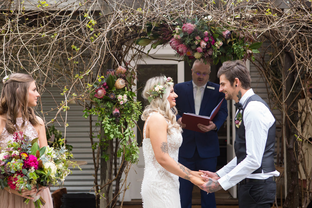 Kirsty & Paul - 20th October 2018 - The Estate Trentham