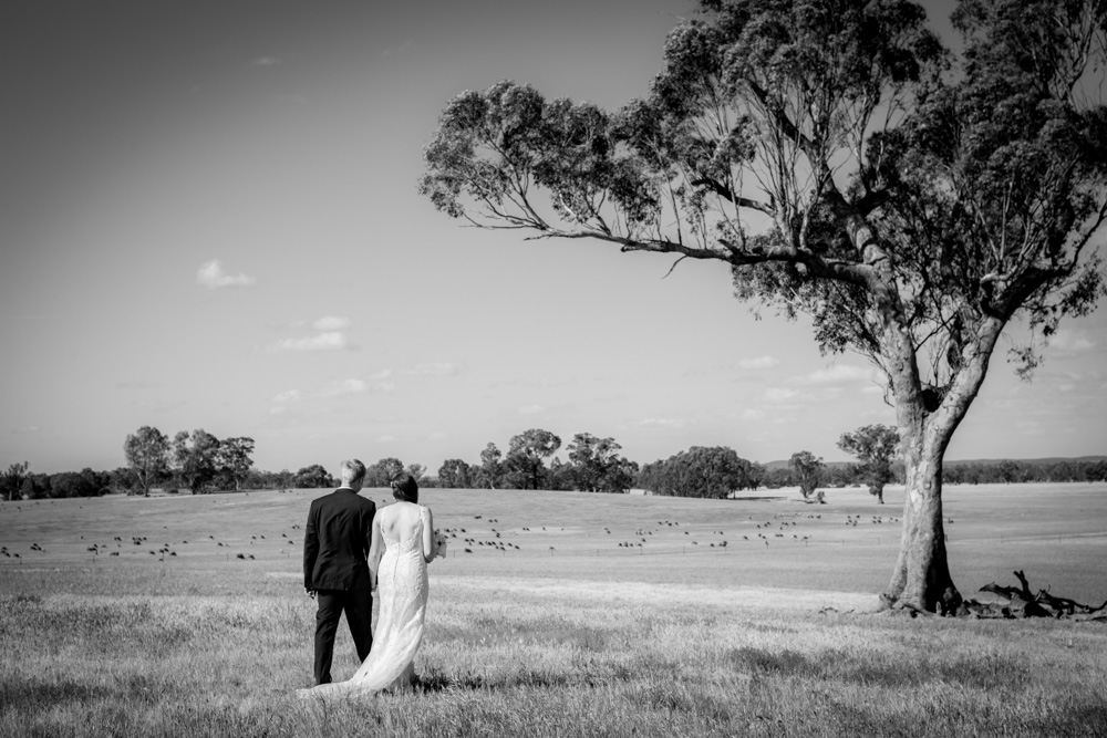 Angela & Sean - Emu, Vic. Family Farm - October 27th, 2018