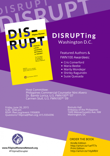 DISRUPT Washington D.C.