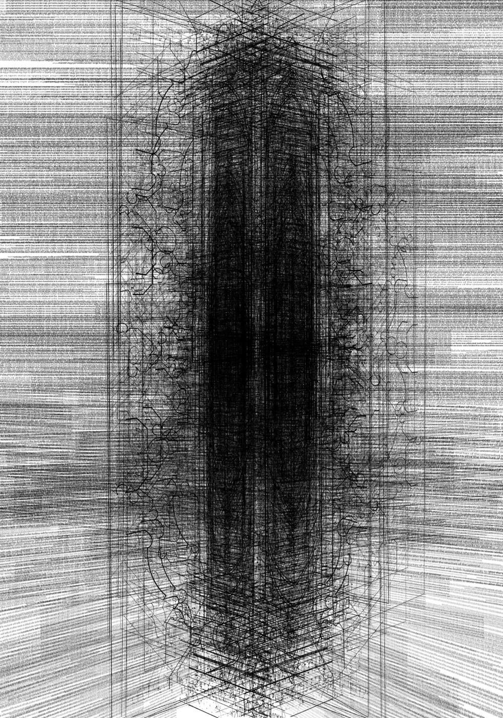 Plinthium   2011  30 in. x 21 in.  archival inkjet print