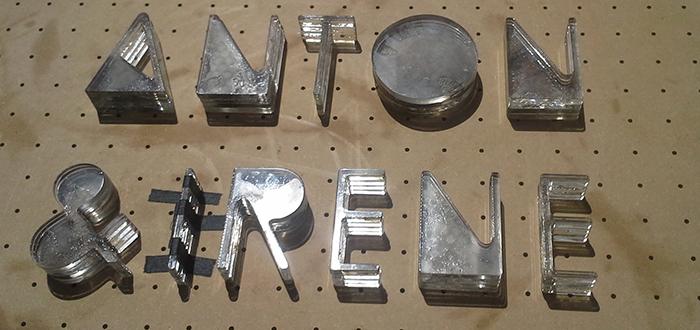 Vacuum Former Type