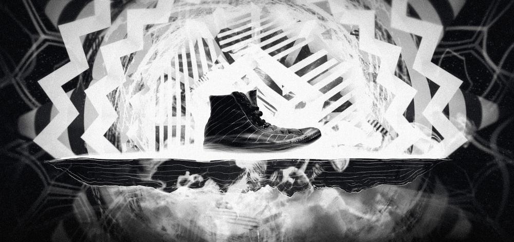 Converse Reborn by Clark