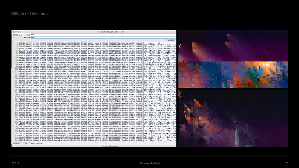 Decrypt | Process Book