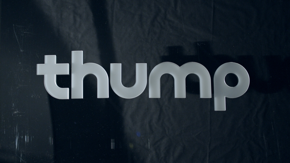 Thump Logo _ Peter Clark