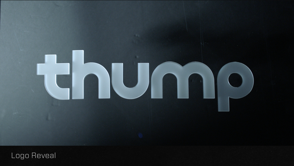 Thump | Process Book