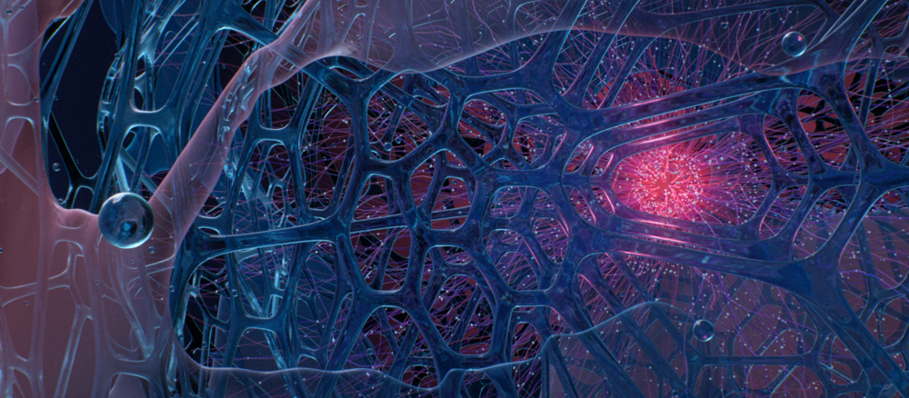 Nanodiamond Formation by Peter Clark for Learned Squared