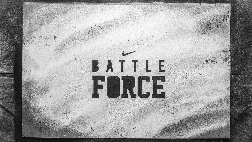 Nike Battle Force Peter Clark