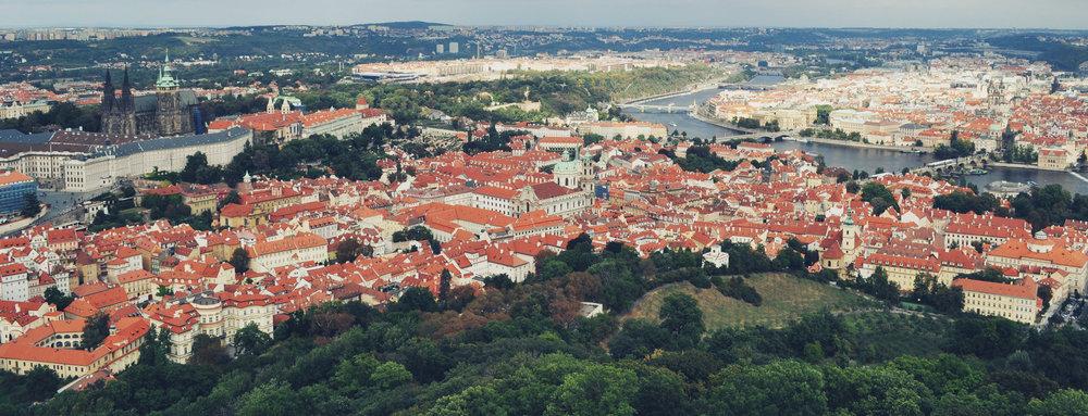 Prague, Czech Republic, digital