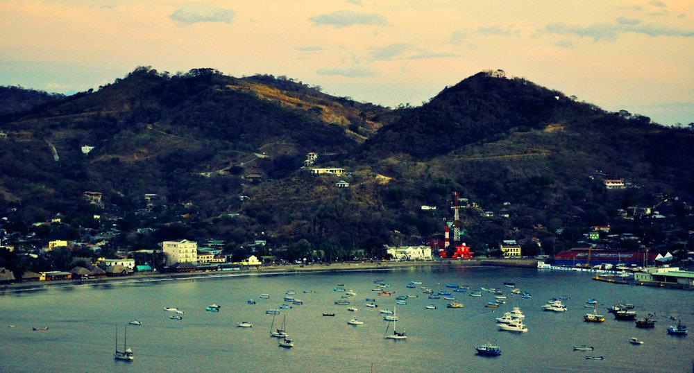 San Juan del Sur, Nicaragua, digital
